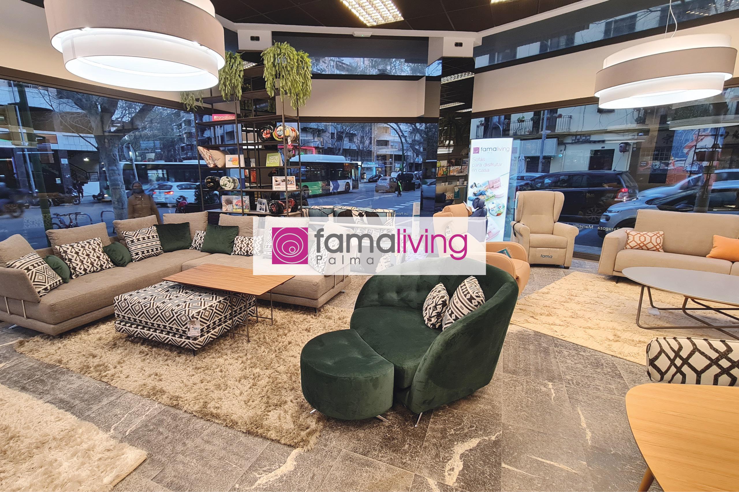 <p>Famaliving Palma | Tienda de Sofás</p>