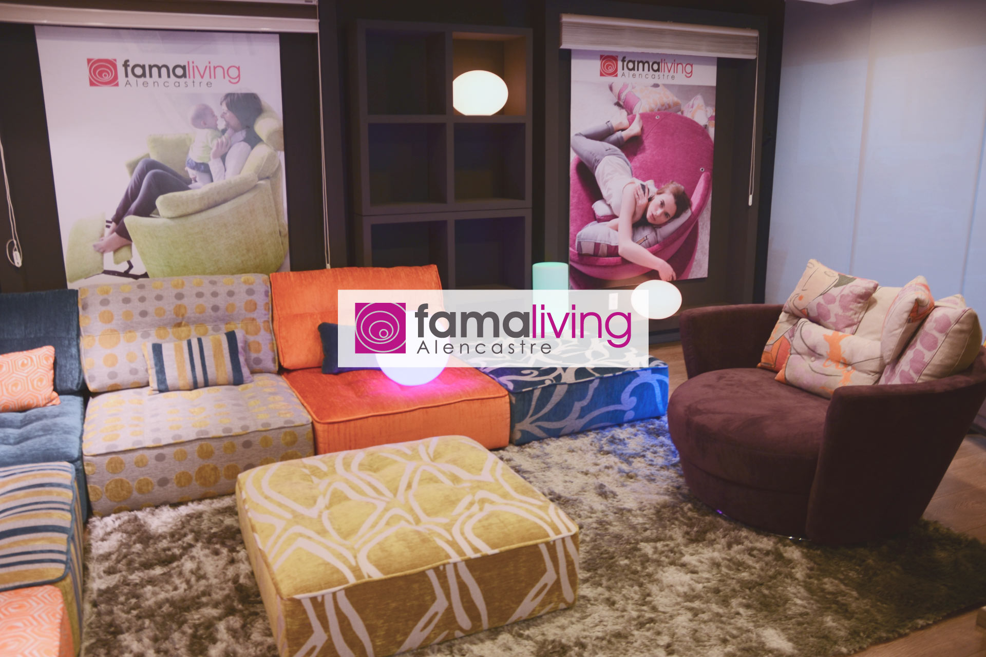 Famaliving Alencastre - Tienda de sofás