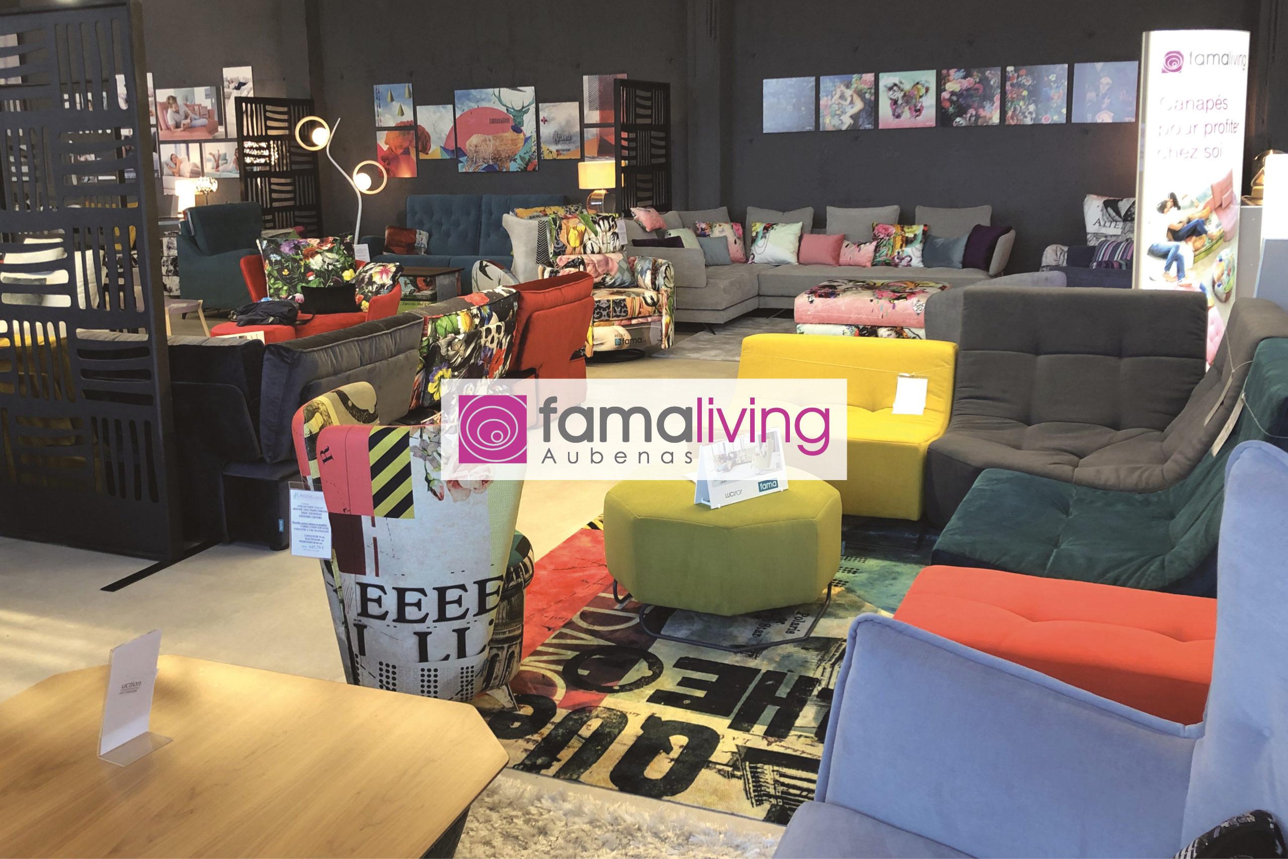 Famaliving Aubenas | Tienda de Sofás