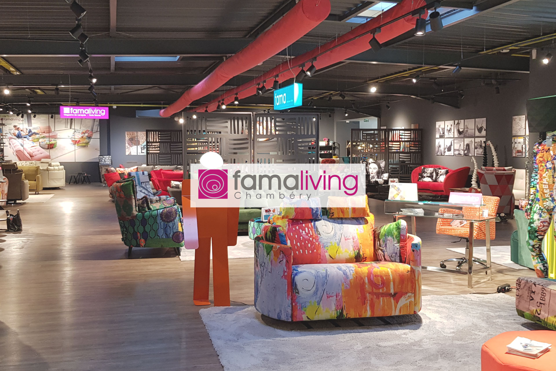 Famaliving Chambéry- Sofa Store