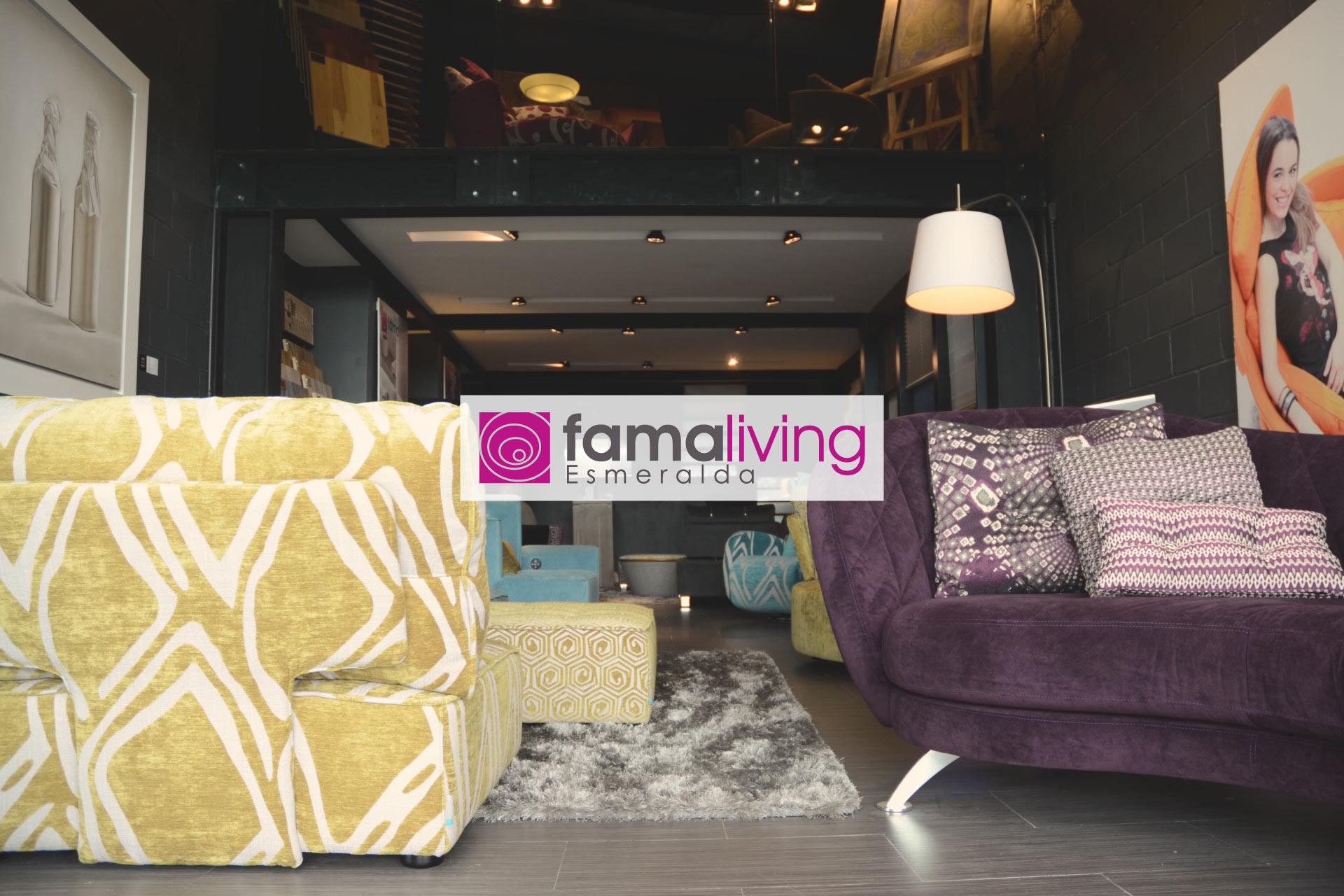 Famaliving Esmeralda - Tienda de sofás