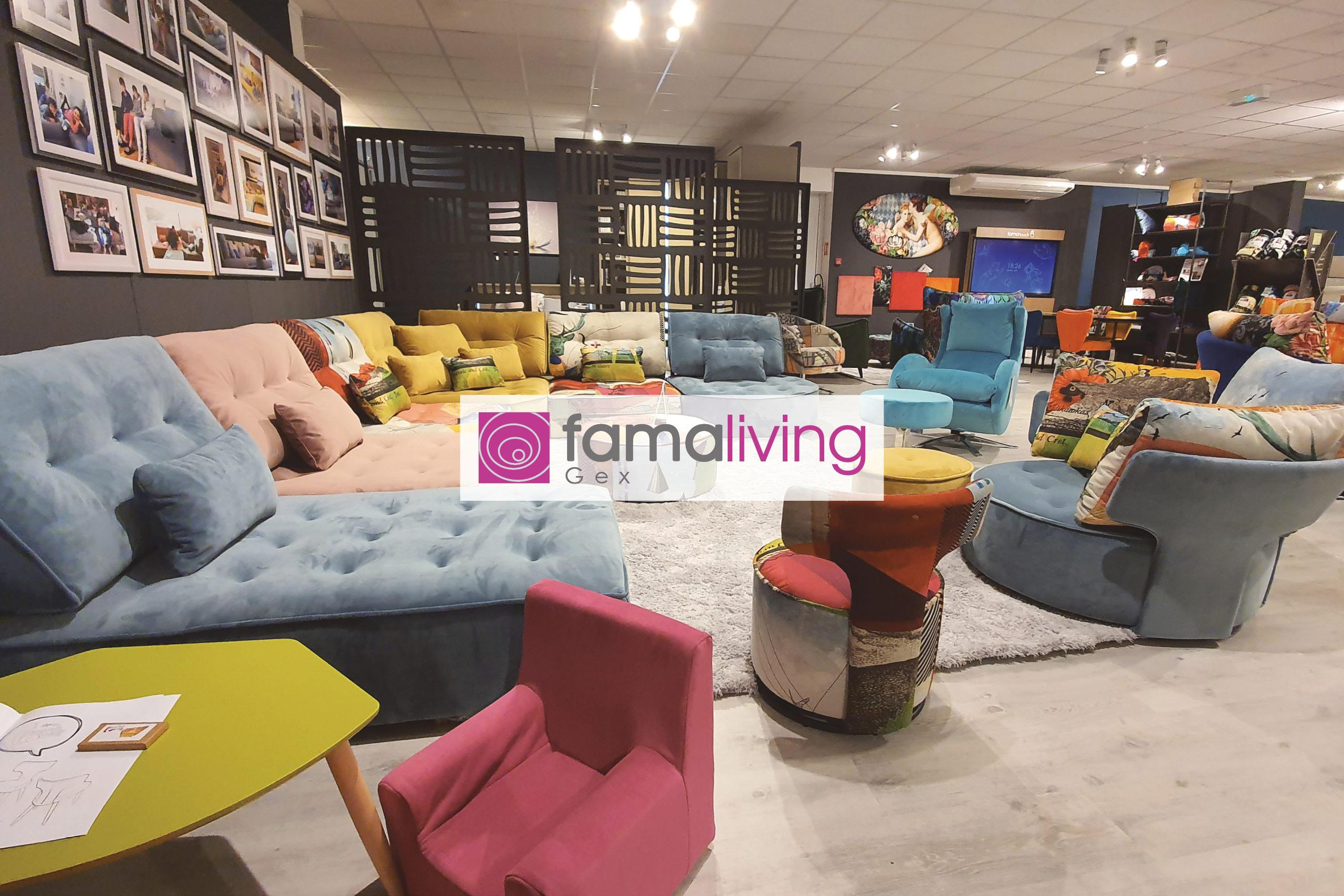 Famaliving Gex | Tienda de Sofás