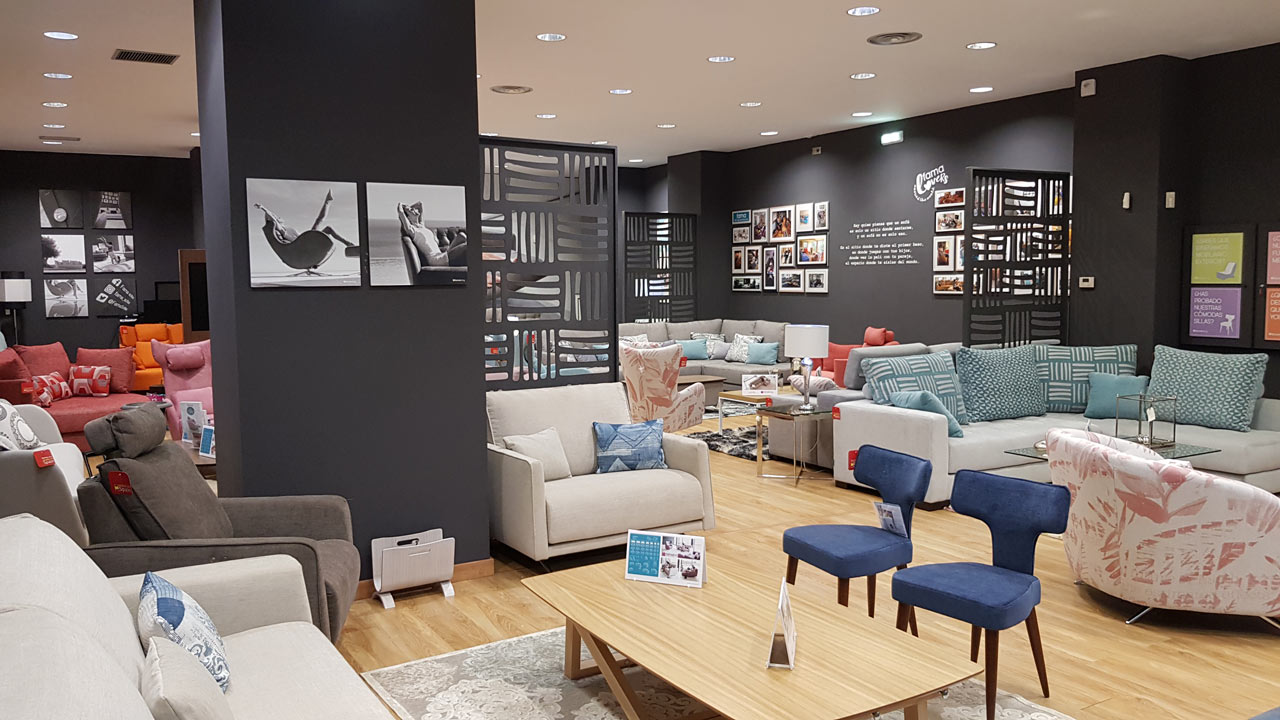 New Famaliving store in Gijón