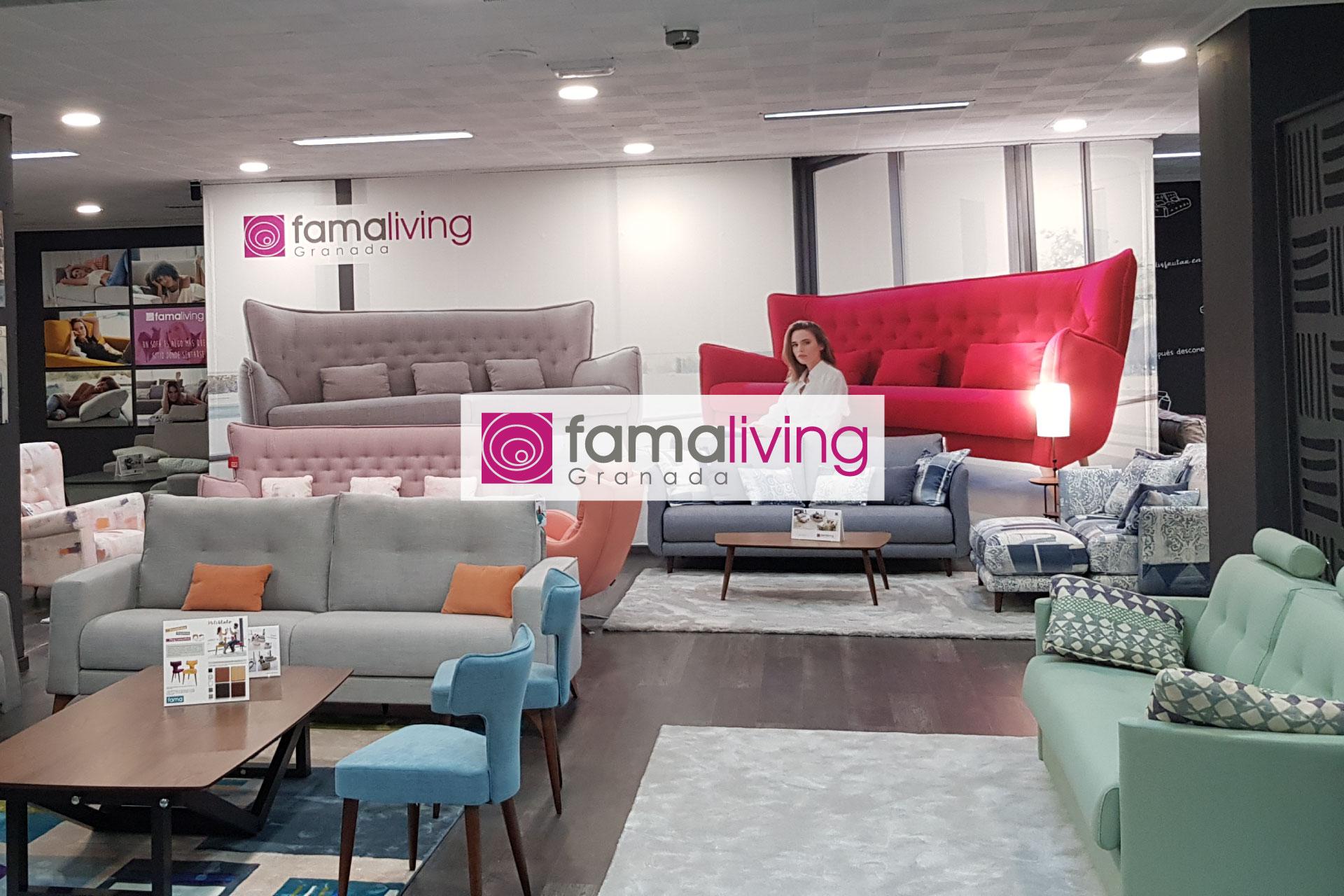 Famaliving Granada - Tienda de sofás