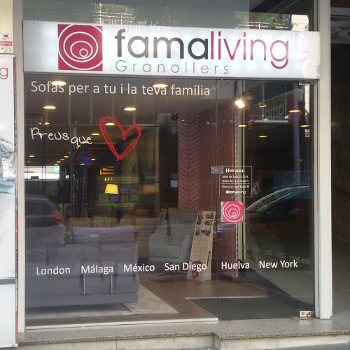 Conoce Famaliving Granollers