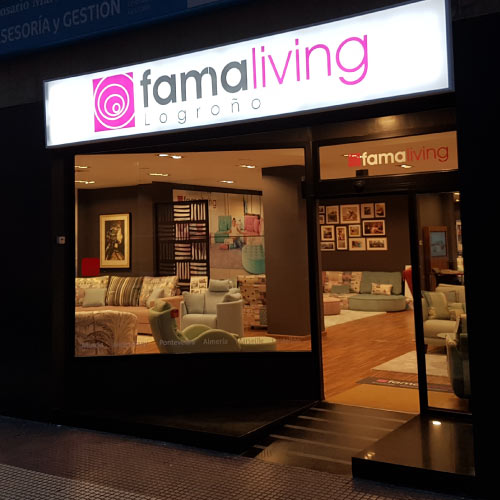 About Famaliving Logroño