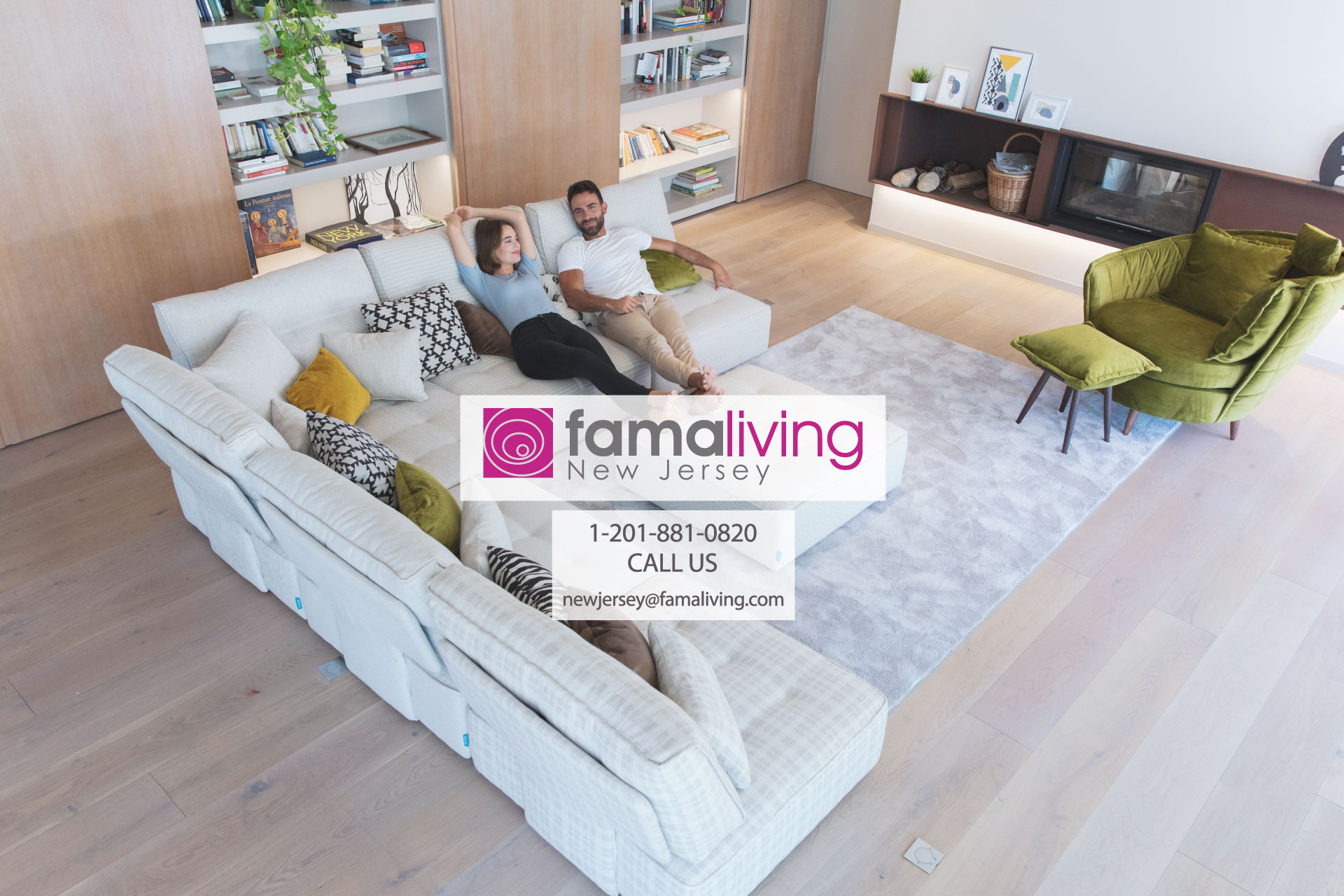 <span>Famaliving New Jersey - Sofa Store</span>