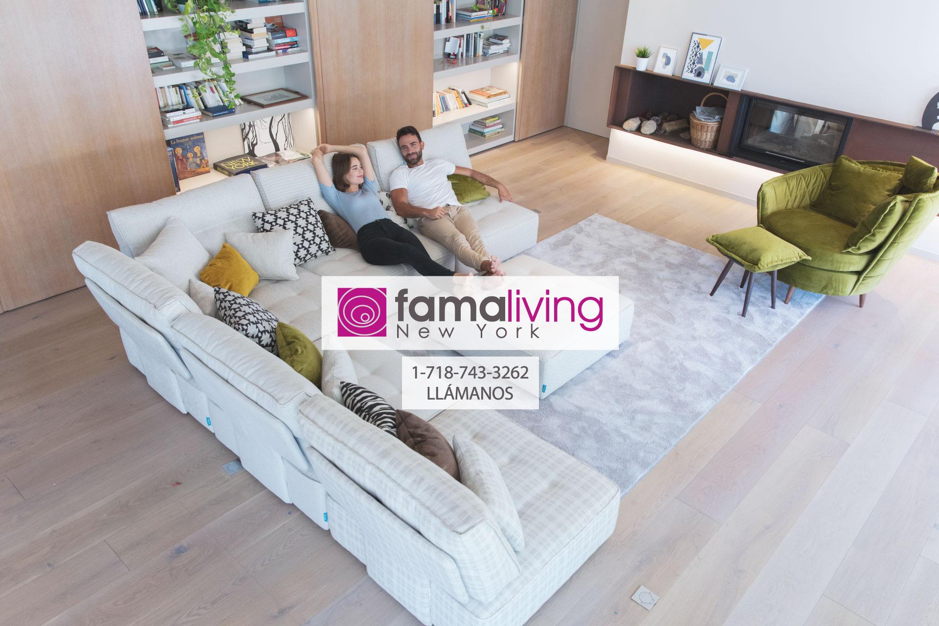 Famaliving New York - Tienda de sofás
