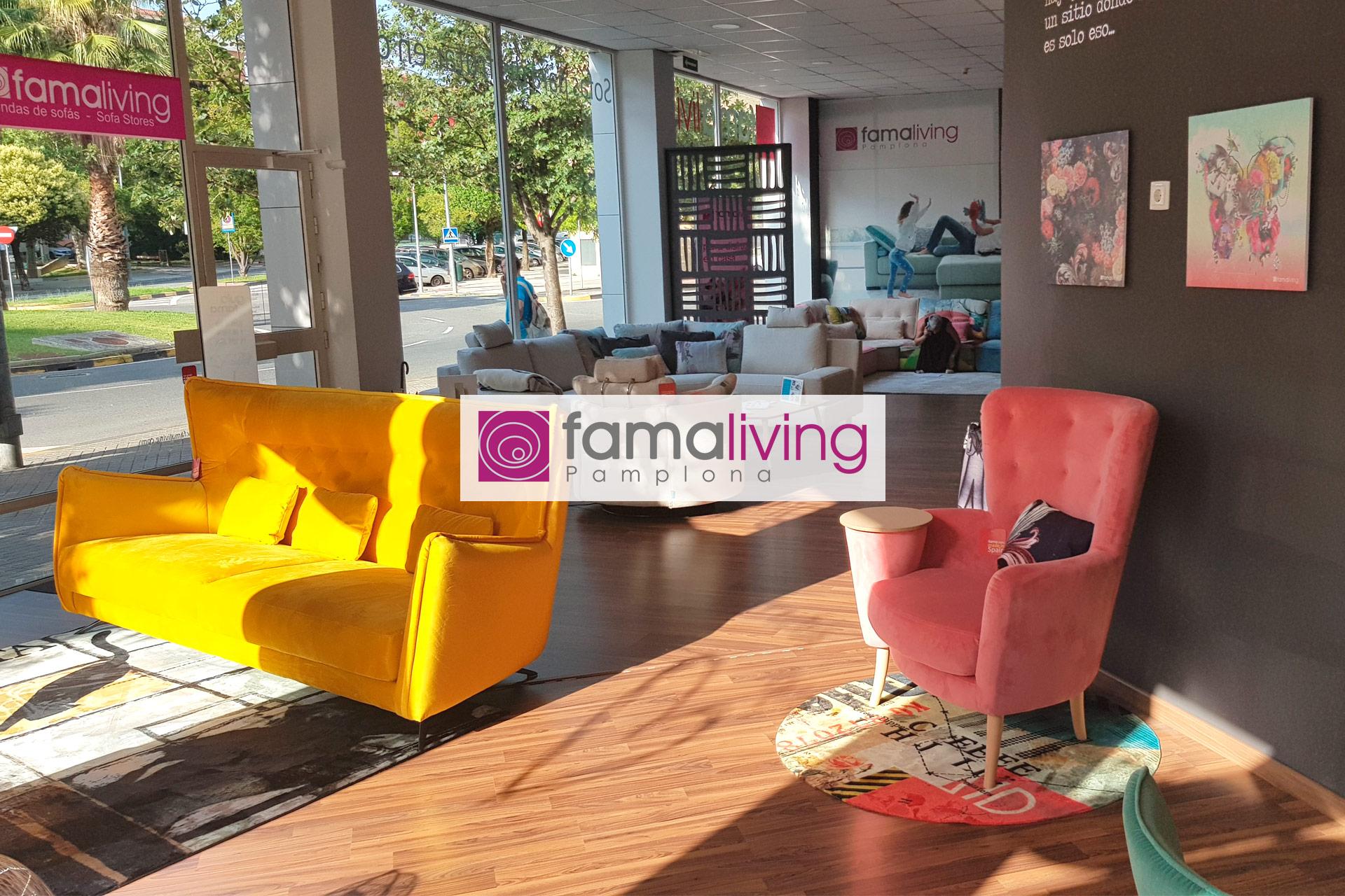 Famaliving Pamplona - Sofa Store