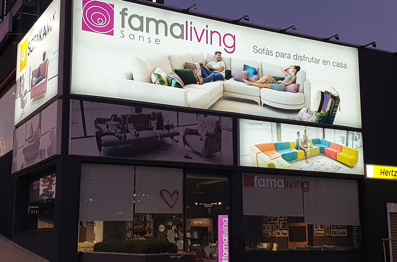 Conoce Famaliving Madrid Sanse