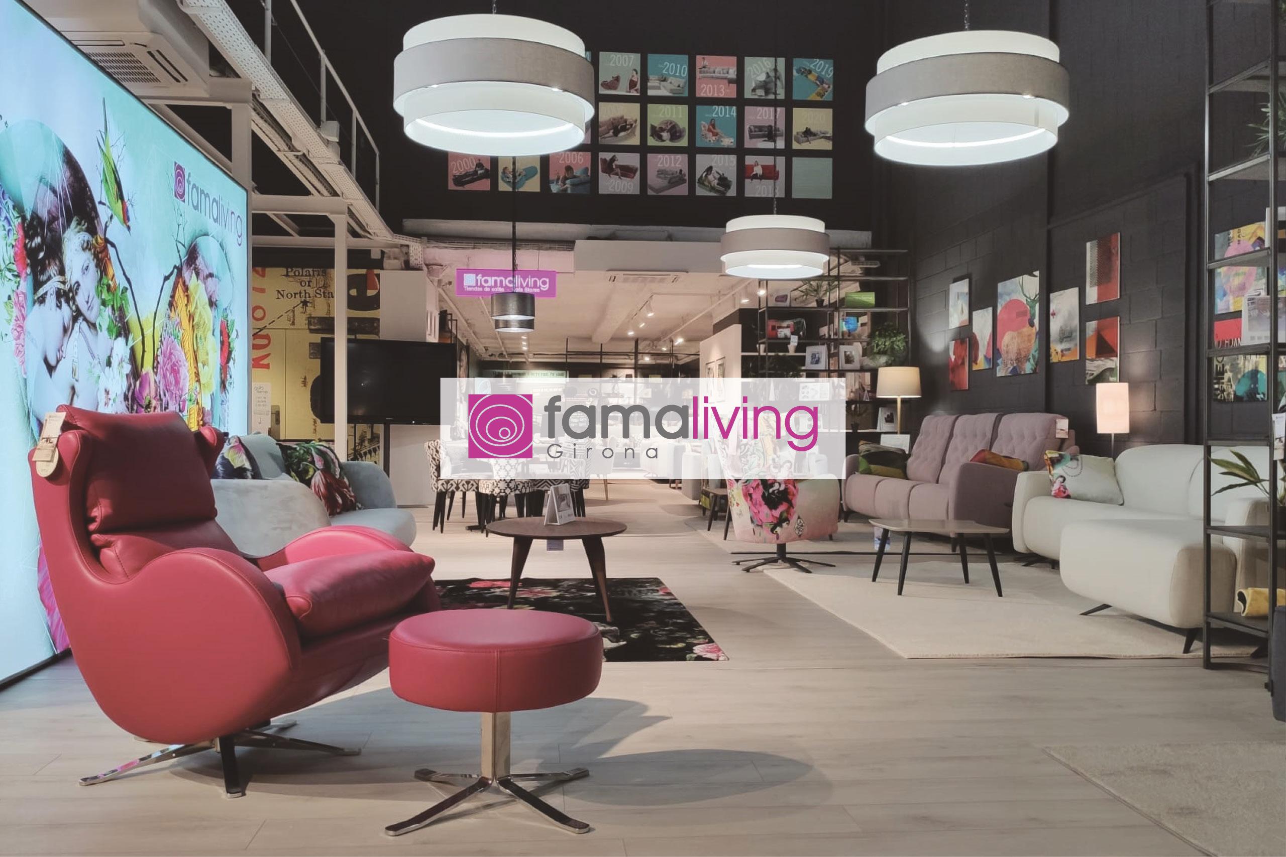 <p>Famaliving Girona | Tienda de Sofás<br></p>
