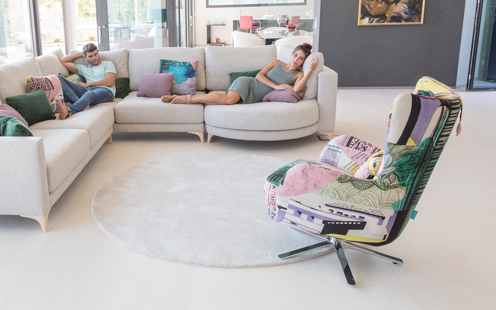 Kylian sillón Fama 2019 05