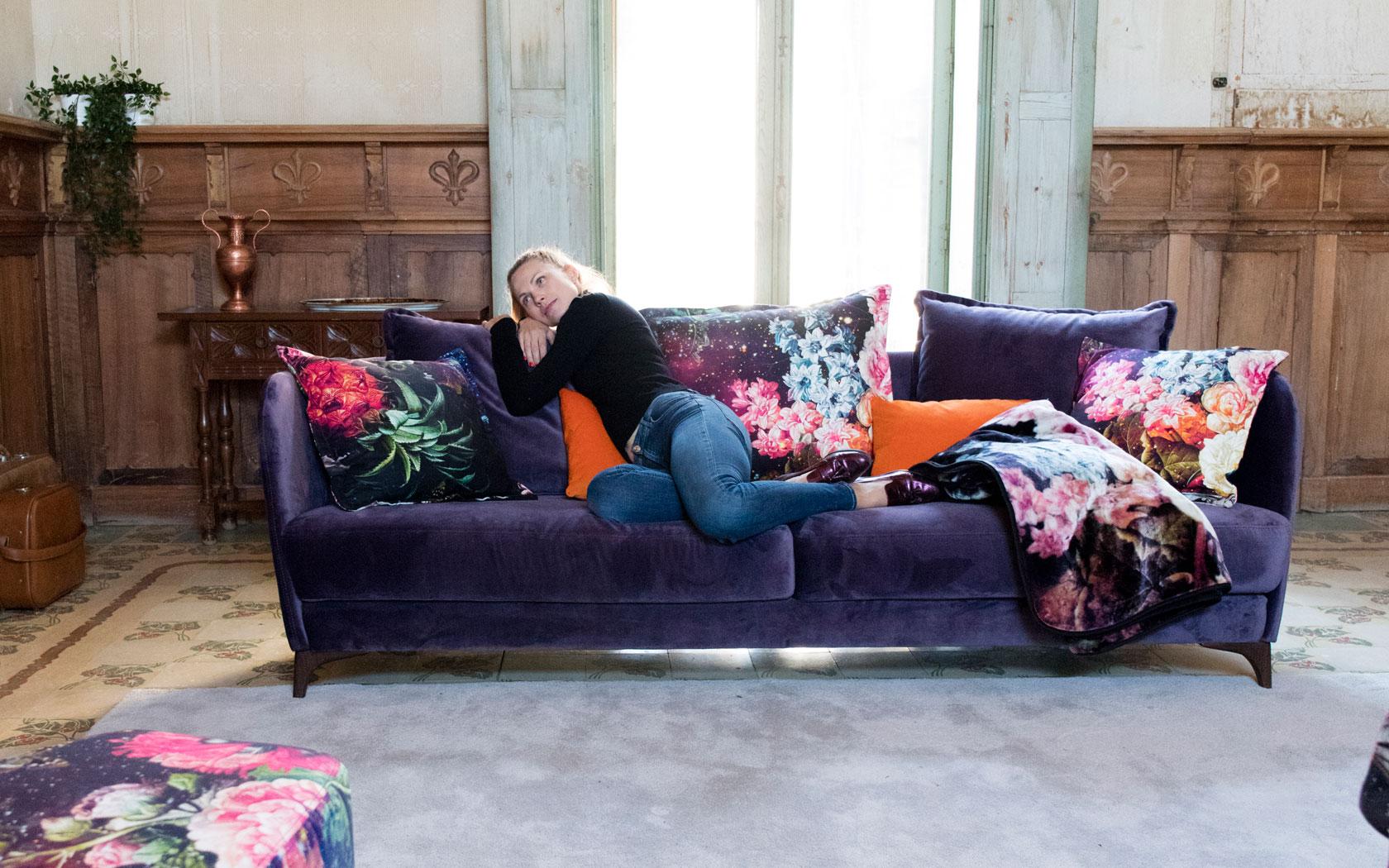 Nadine sofa Fama la ligne 2019 01