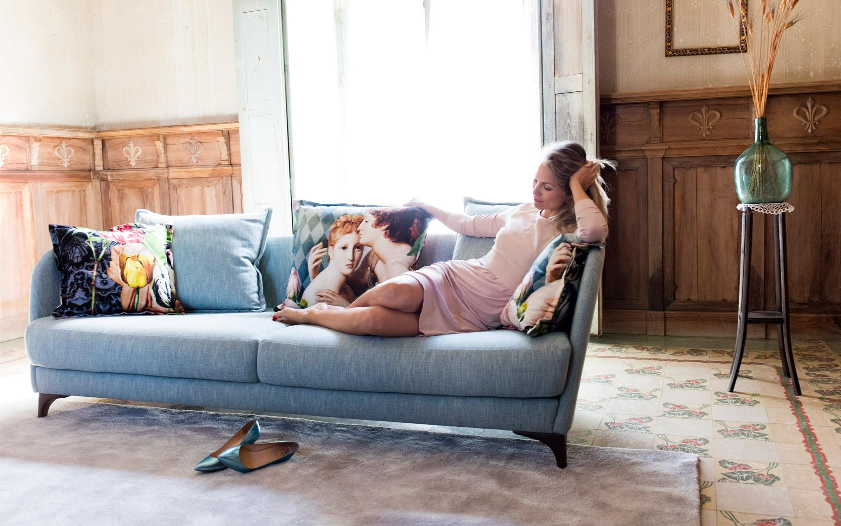 Nadine sofa Fama la ligne 2019 05