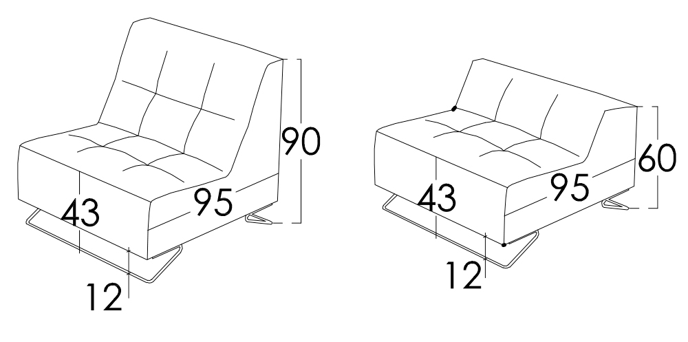 LuciPop medidas 3D