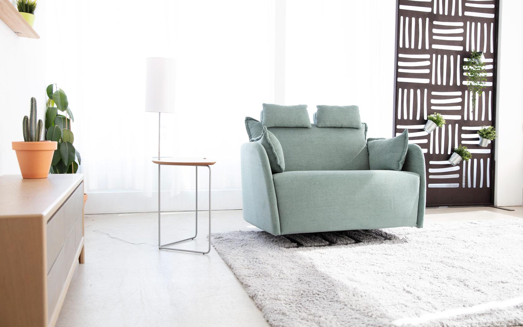 Nadia XL sillón doble Fama 2020 02