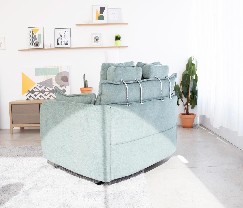 Nadia XL sillón doble Fama 2020 03