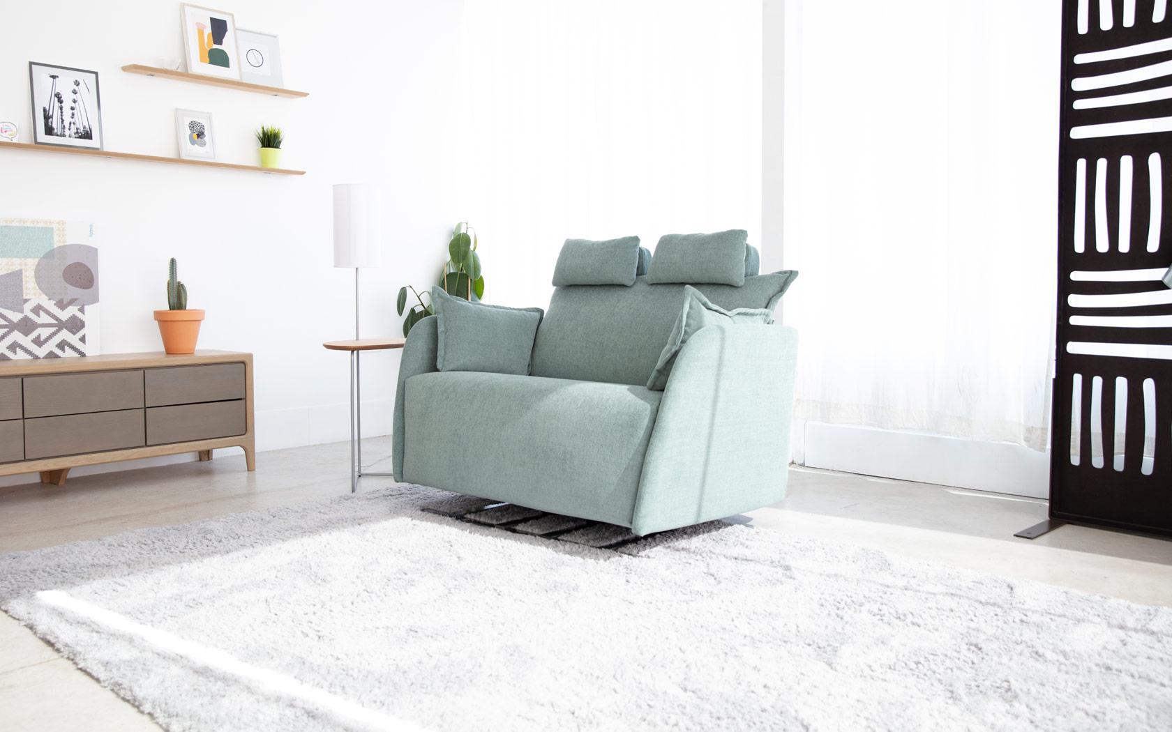 Nadia XL sillón doble Fama 2020 07