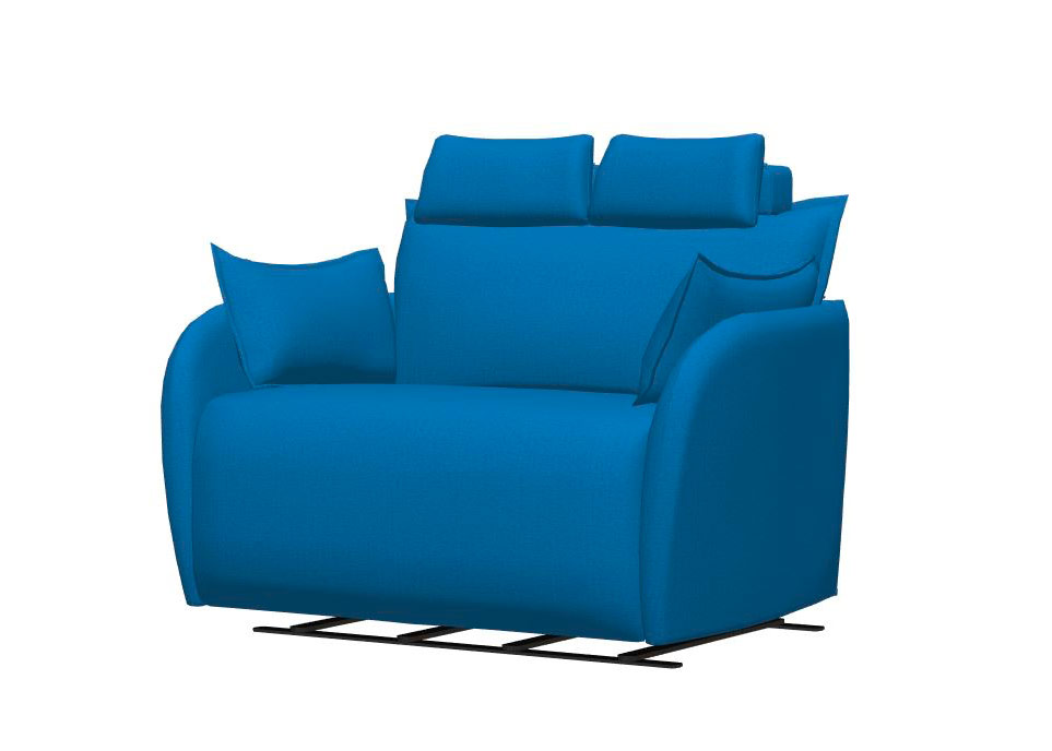 Simulación Nadia sillón XL 2 plazas