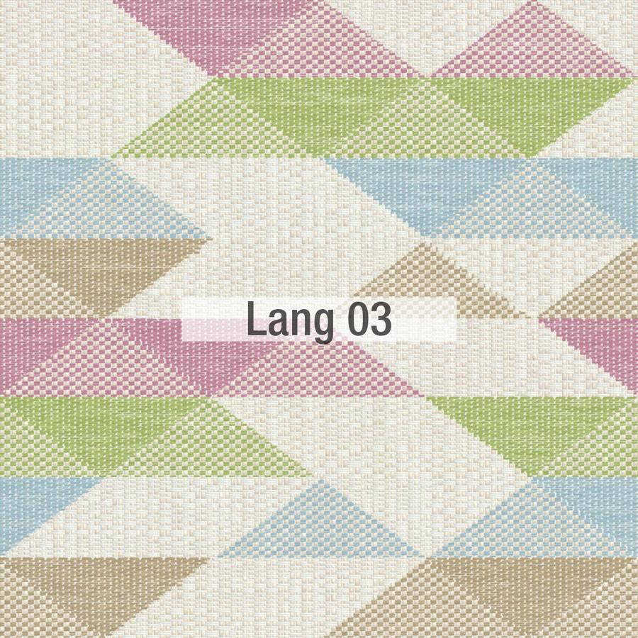 Bauman-lang colores tela Fama 2020 06
