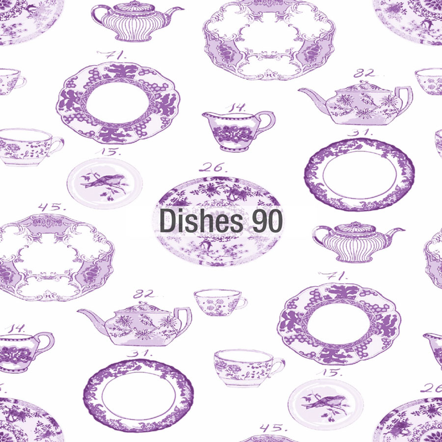 Dishes color tela Fama 2020 03