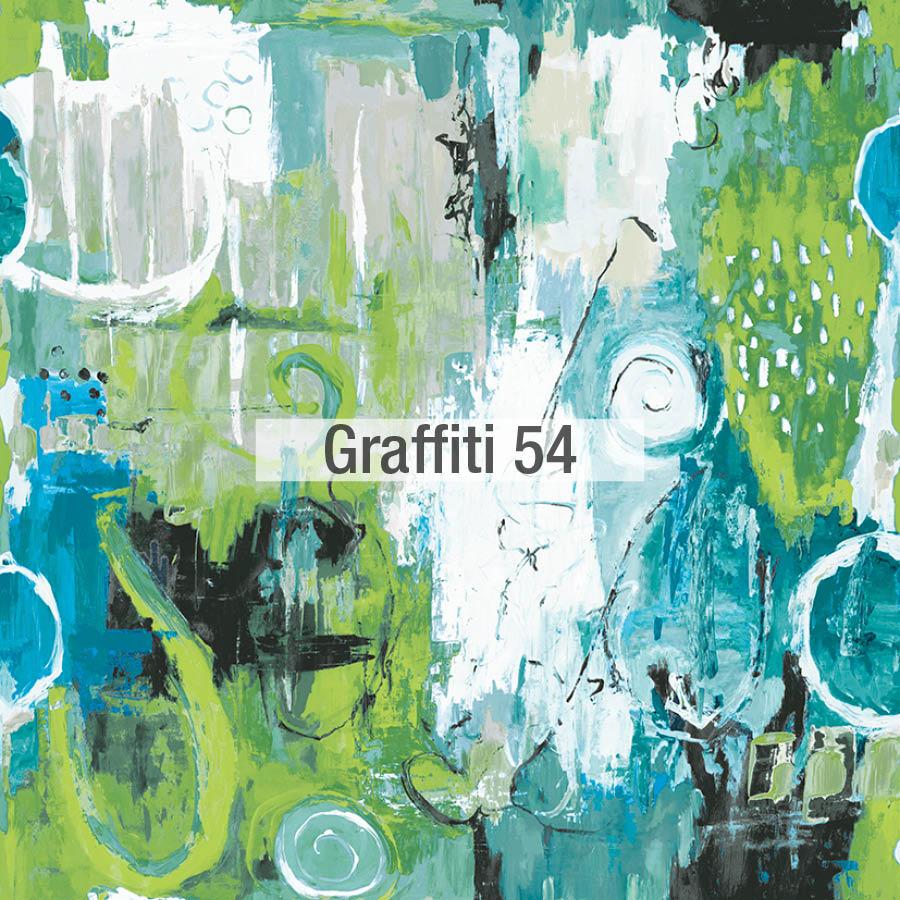 Graffiti colores tela Fama 2020 12