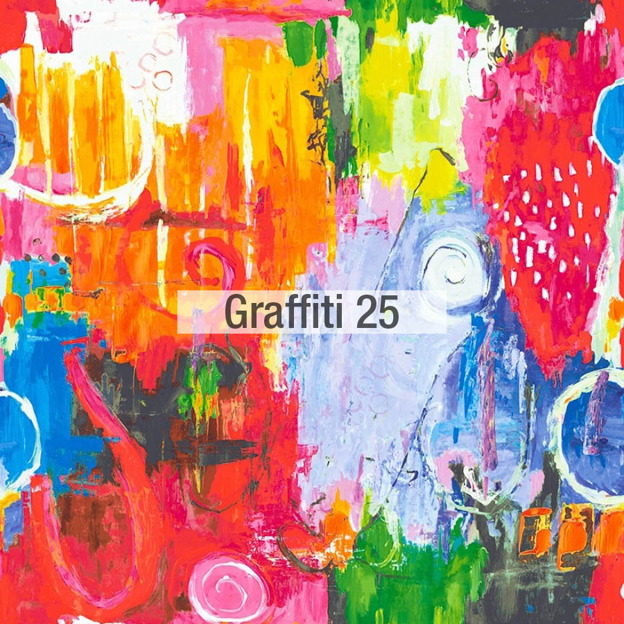 Graffiti colores tela Fama 2020 11