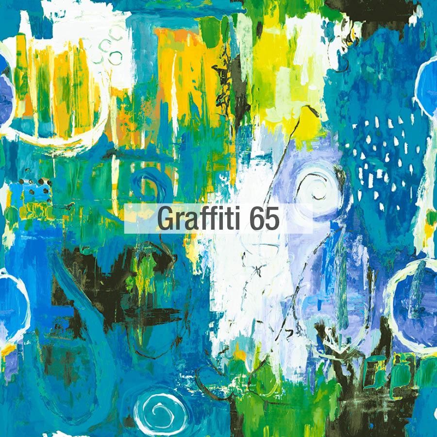 Graffiti colores tela Fama 2020 14