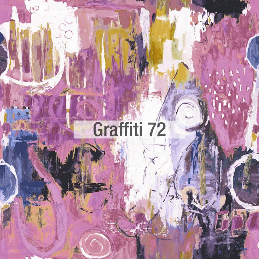 Graffiti colores tela Fama 2020 15