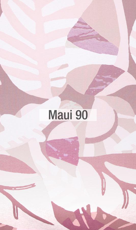 Maui-salonga colores tela fama 06