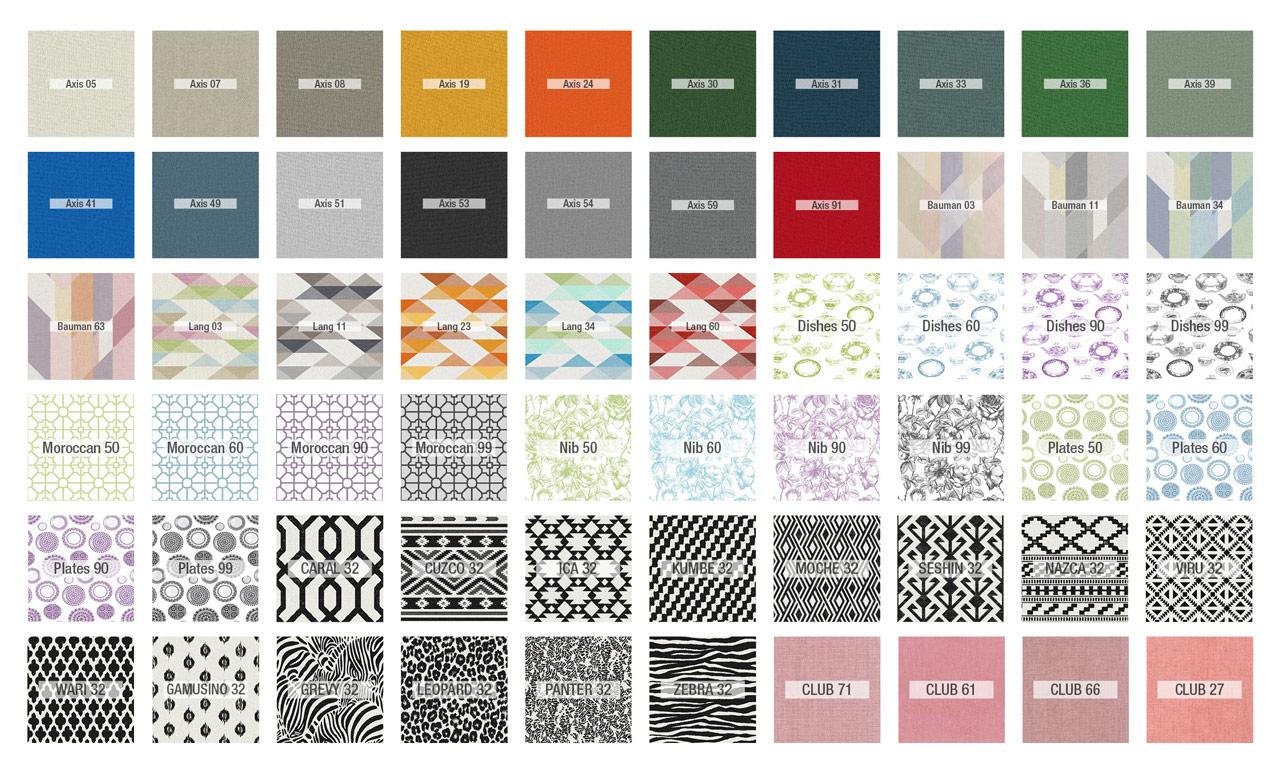 Opciones de tejido 01