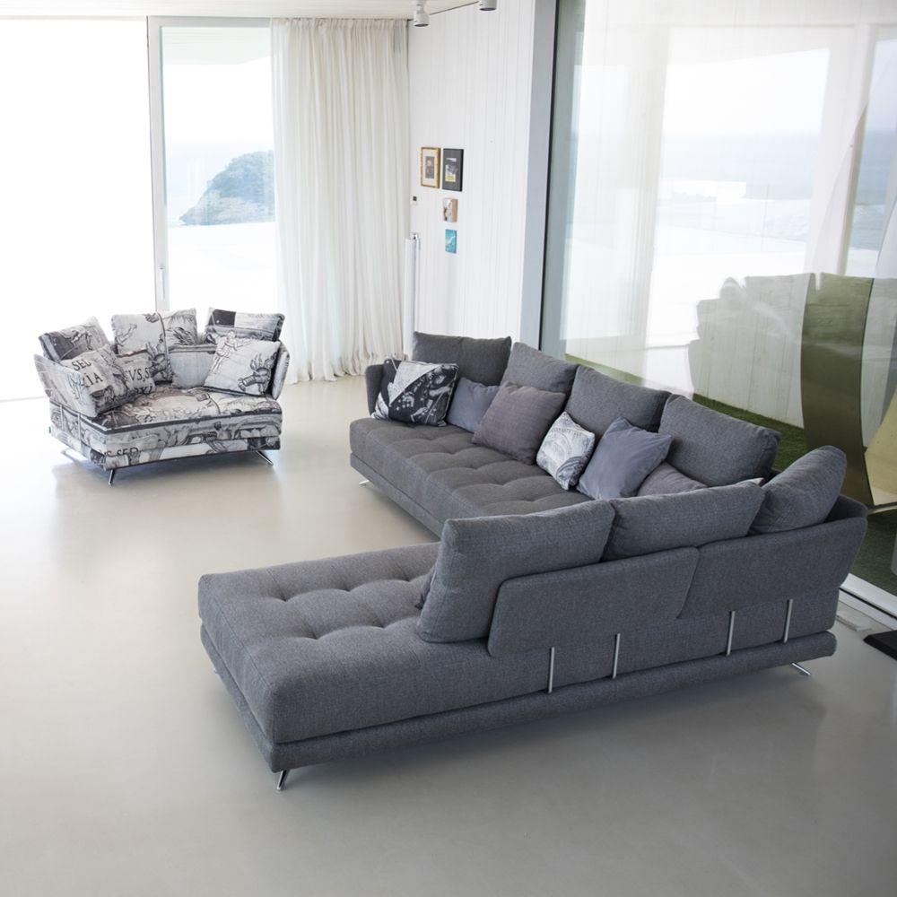 Tonalidades grises sofas y sillones Fama 03