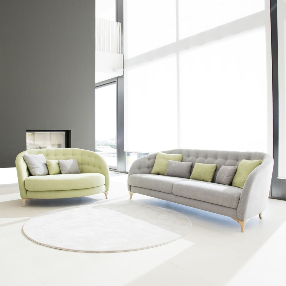 Tonalidades grises sofas y sillones Fama 06