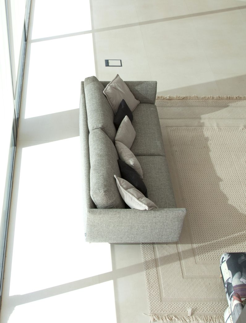 Tonalidades grises sofas y sillones Fama 18