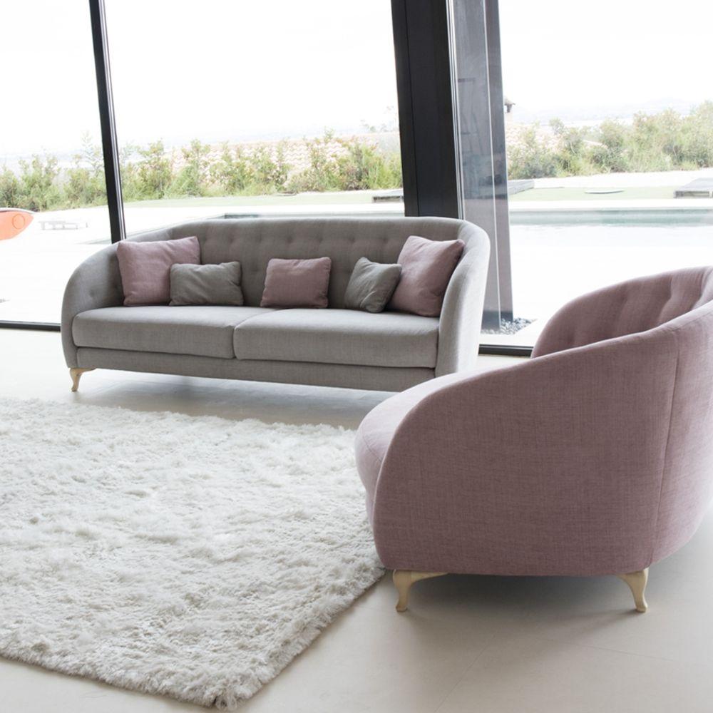Tonalidades grises sofas y sillones Fama 20