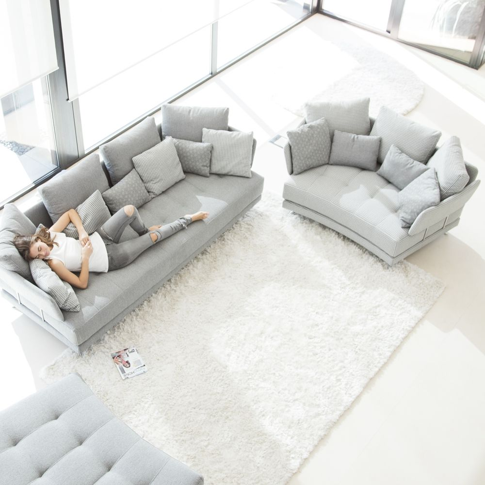 Tonalidades grises sofas y sillones Fama 24