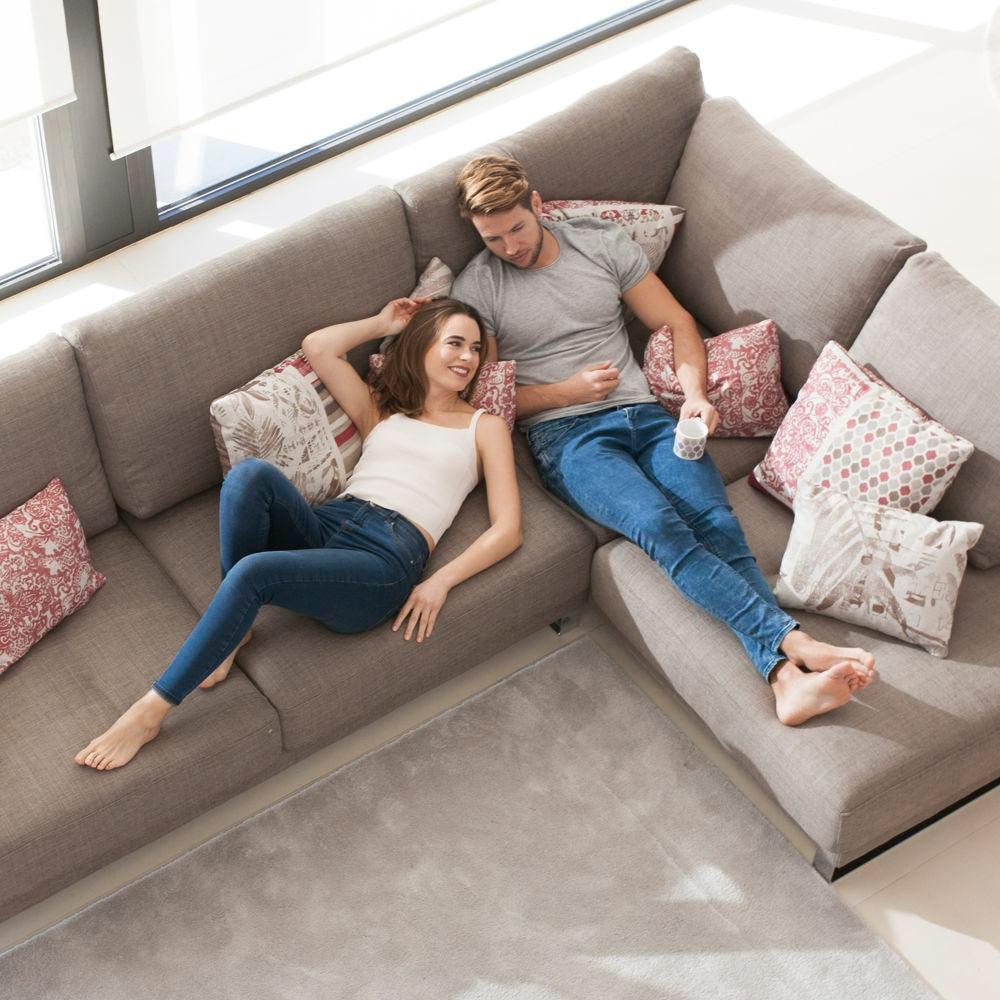 Tonalidades marron y beige sofas y sillones Fama 01
