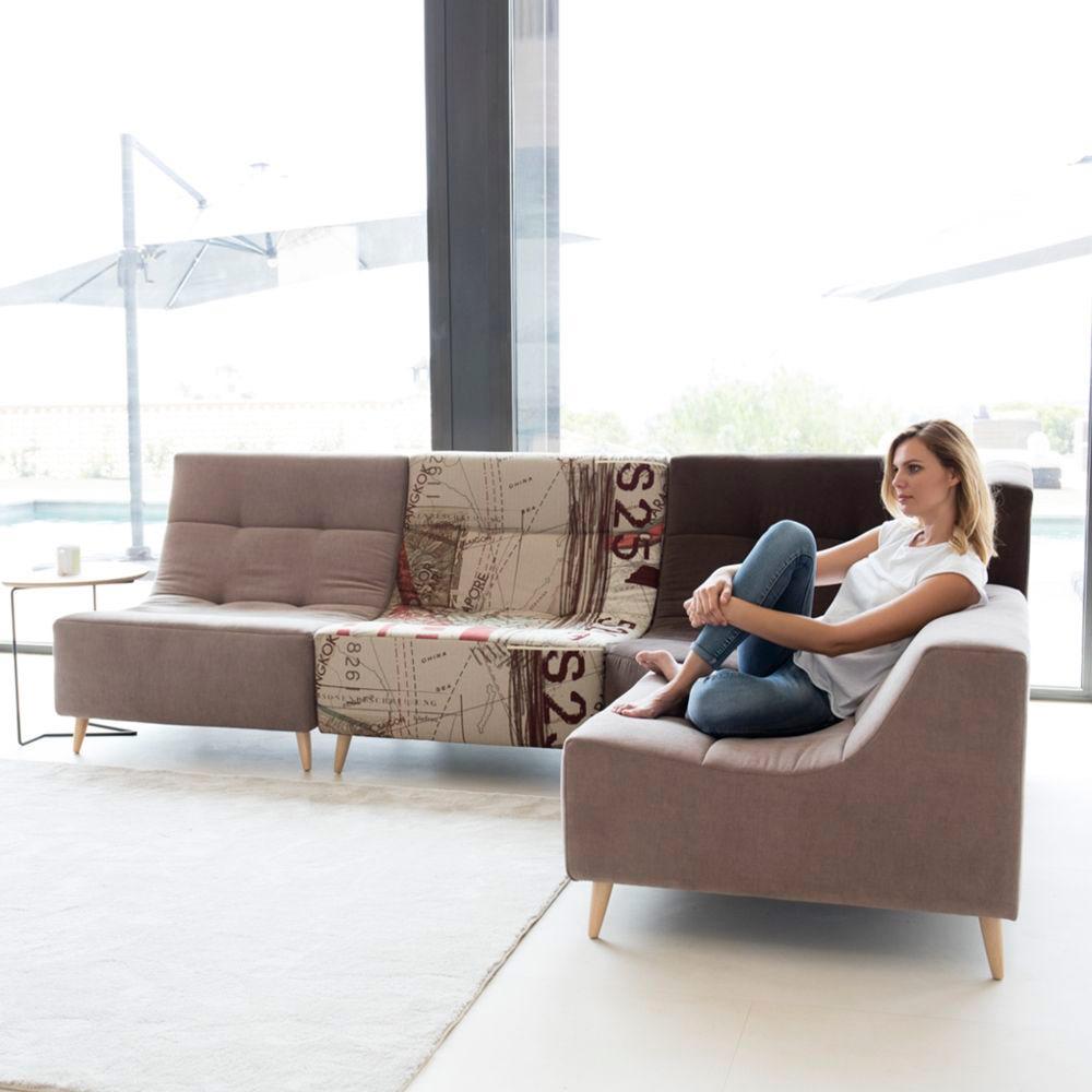 Tonalidades marron y beige sofas y sillones Fama 03