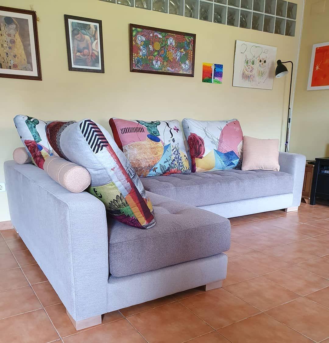 Multicolor sofas y sillones Fama 01