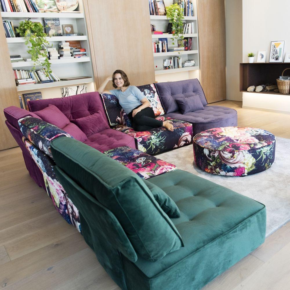 Multicolor sofas y sillones Fama 05