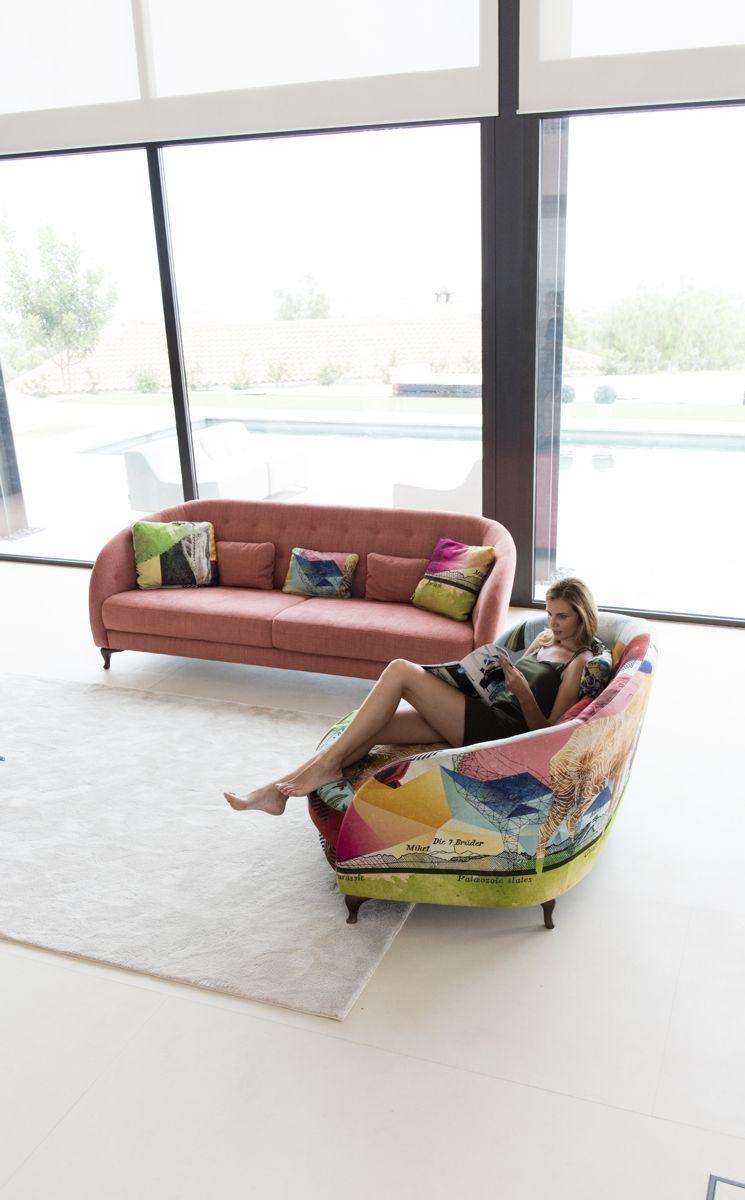 Multicolor sofas y sillones Fama 15