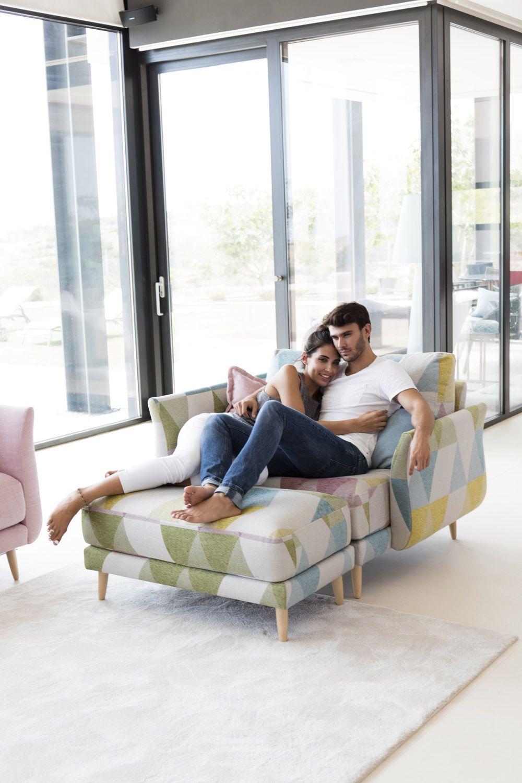 Multicolor sofas y sillones Fama 16