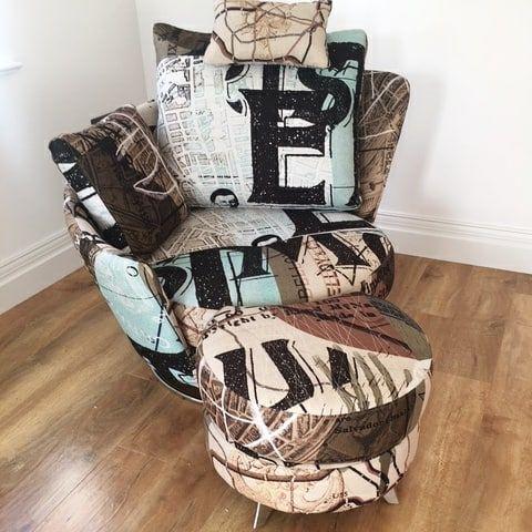 Multicolor sofas y sillones Fama 18