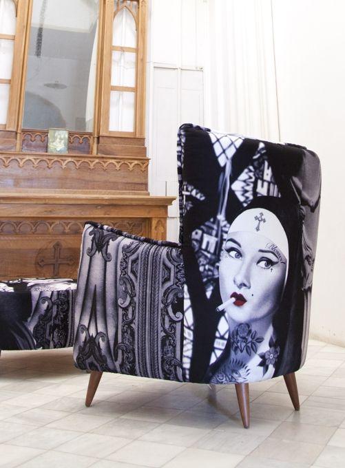Multicolor sofas y sillones Fama 19