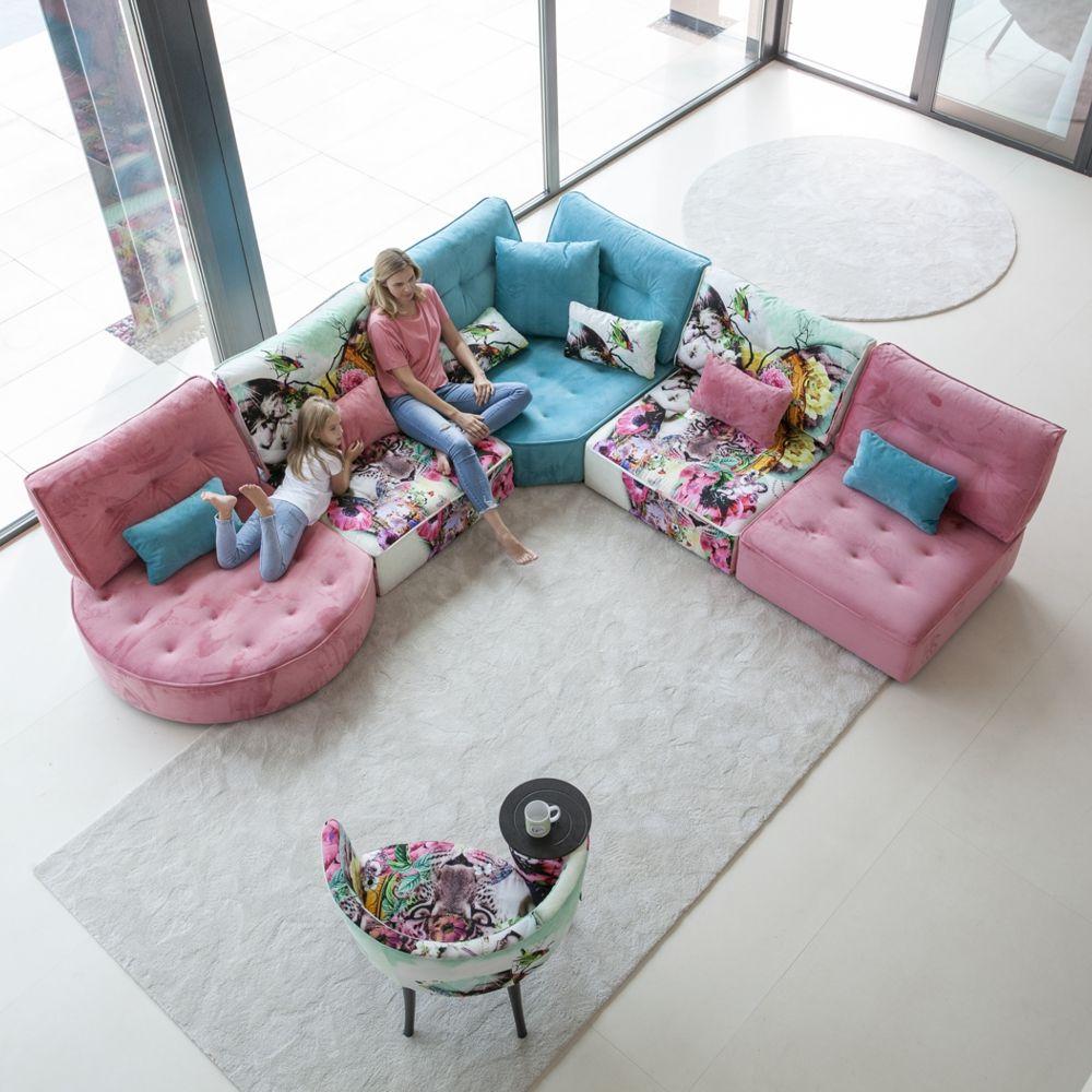 Multicolor sofas y sillones Fama 25