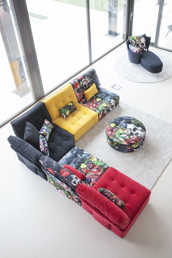 Multicolor sofas y sillones Fama 32