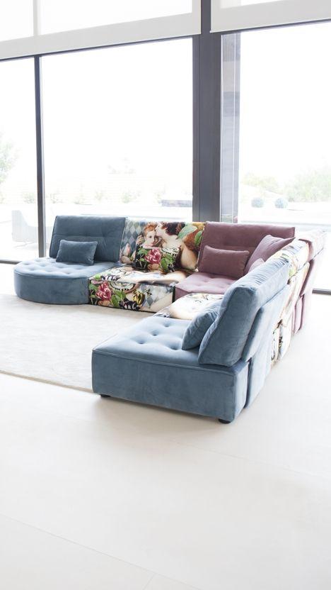 Multicolor sofas y sillones Fama 33
