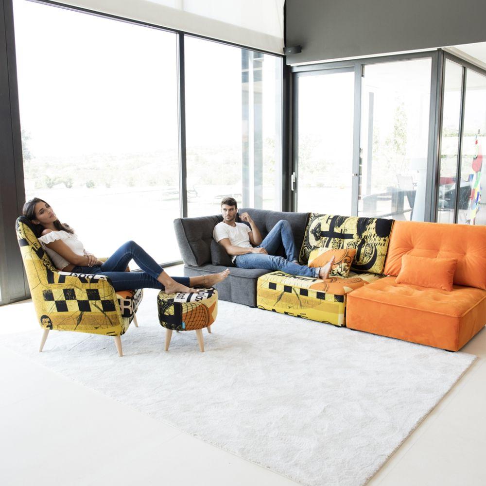 Multicolor sofas y sillones Fama 36