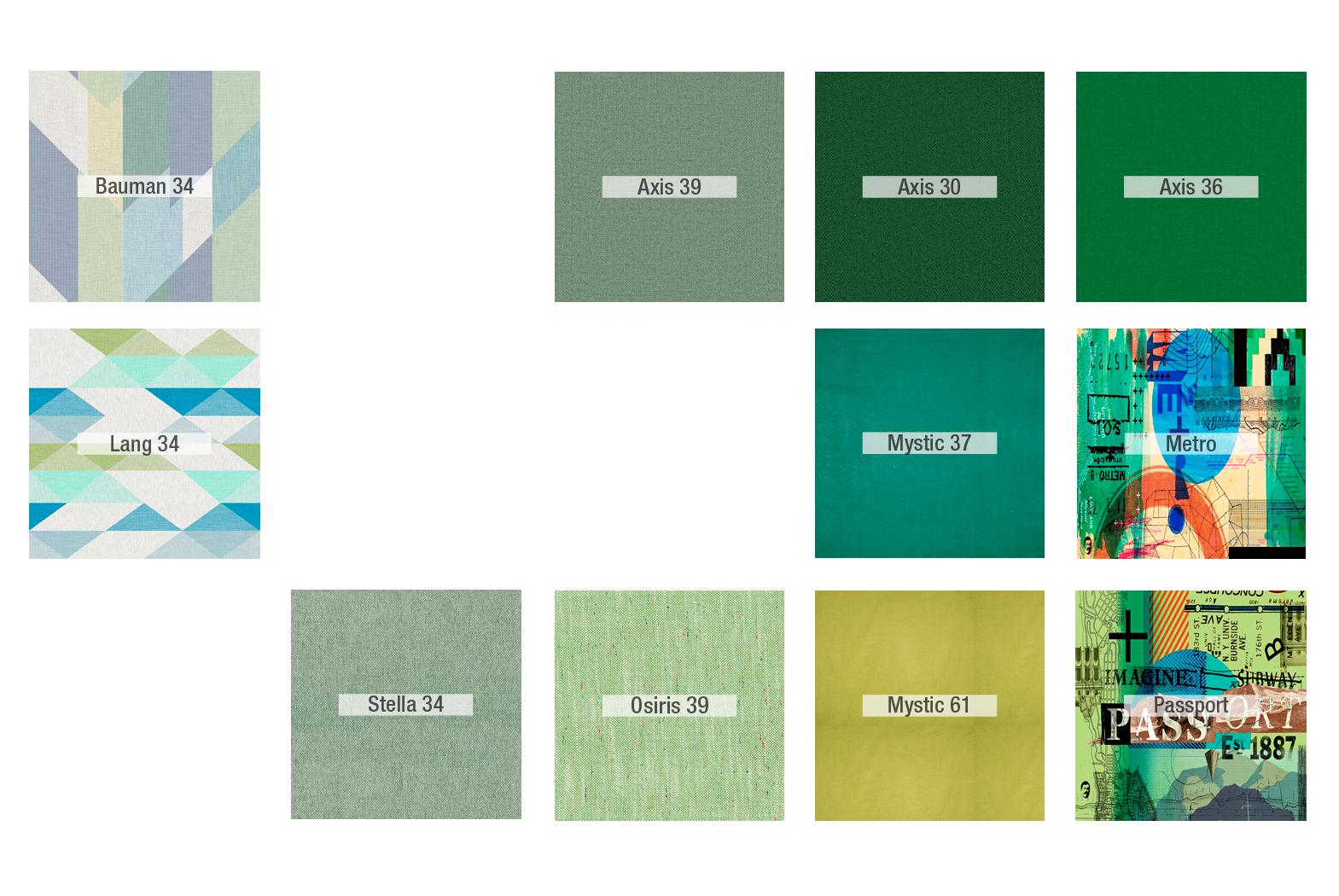 Inspiración Verde - Tapicerias 2