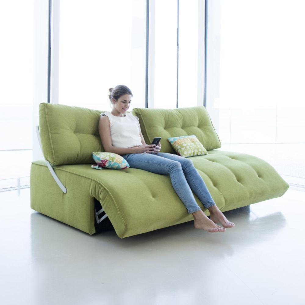 Tonalidades verdes sofas y sillones Fama 14